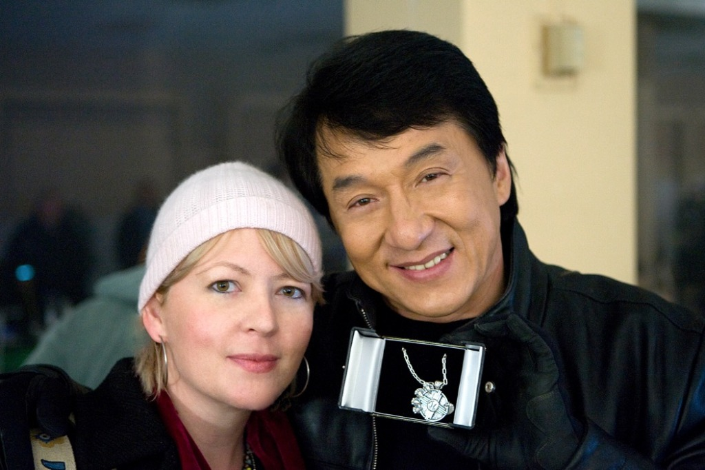 JJS & Jackie Chan