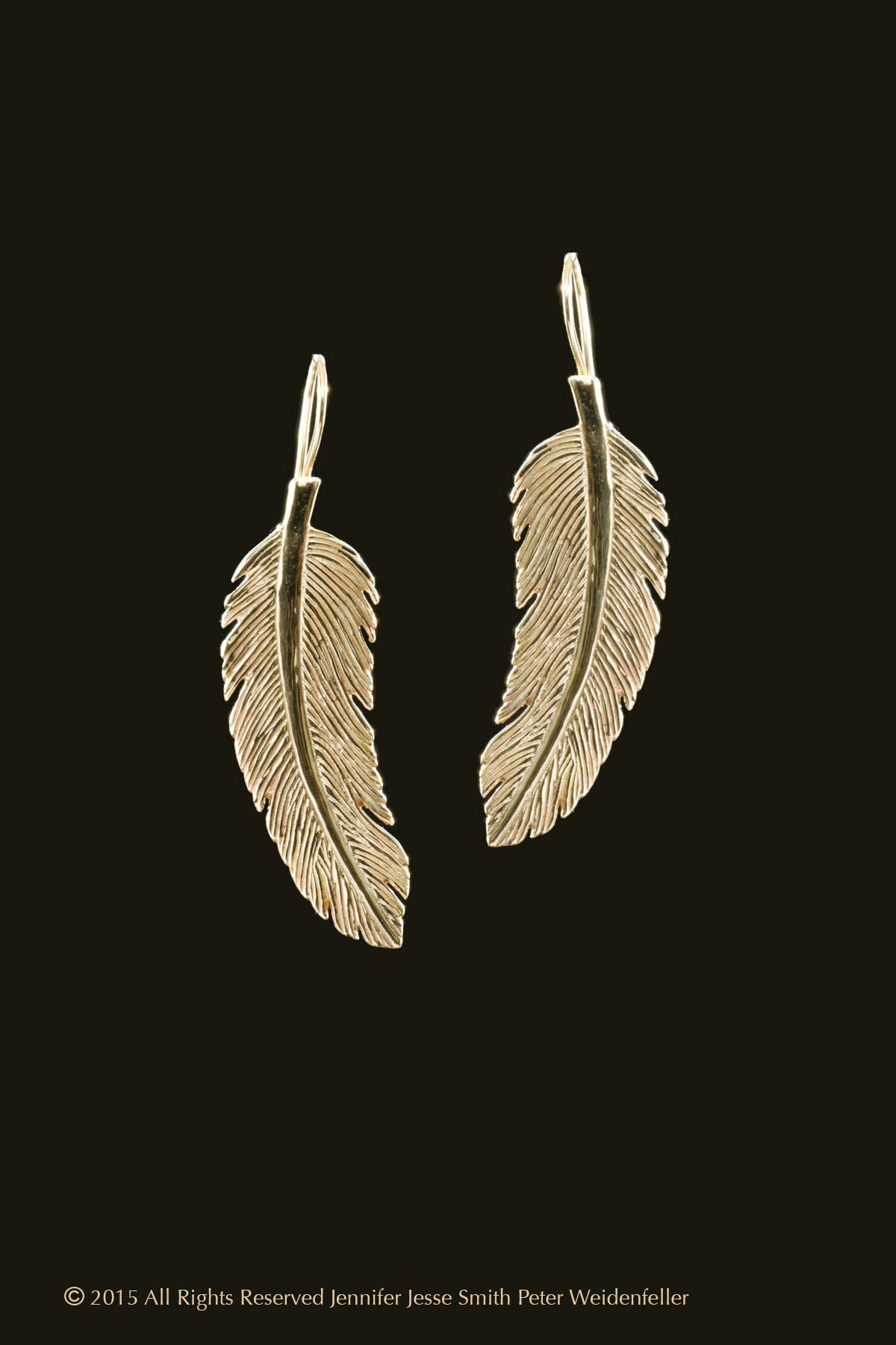 home dot earrings wisten stella feather p feathered