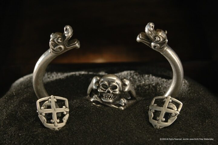 Ring & Cuff Links